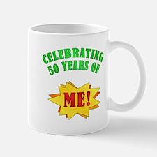 Funny Attitude 50th Birthday Mug