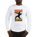 College Money Long Sleeve T-Shirt
