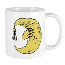 Yellow Moon Mug