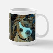 Pit Bull Weasle Mug