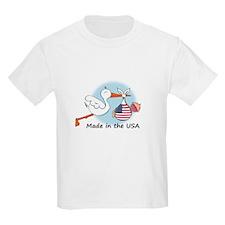 Stork Baby USA T-Shirt