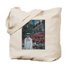 Retiring Latina Chief Tote Bag