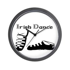 Irish Dance Wall Clock