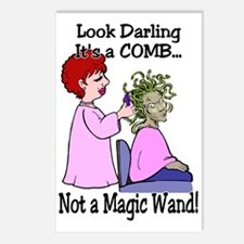 Look Darling Postcards (Package of 8)