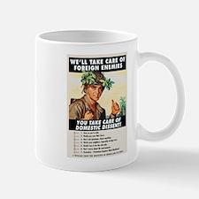 Domestic Dissent Mug