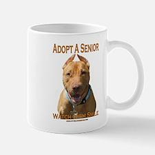 Adopt A Senior Mug