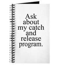 Catch and Release Journal