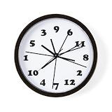 Funny Wall Clocks