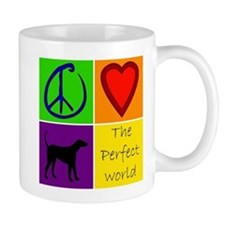 Perfect World: Black Lab - Mug