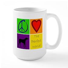 Perfect World: Black Lab - Mug