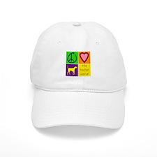 Perfect World: Yellow Lab - Baseball Cap