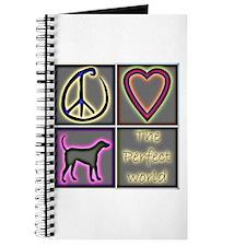 Perfect World: Labrador Retri Journal