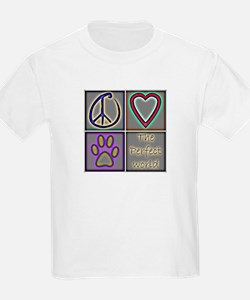 Perfect World: Dogs (ALT) - T-Shirt