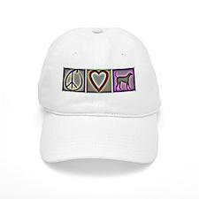 Peace Love Labrador Retrievers - Baseball Cap
