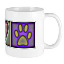 Peace Love Dogs (ALT) - Mug