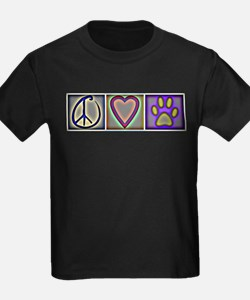 Peace Love Dogs (ALT) - T