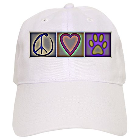 Peace Love Dogs (ALT) - Cap