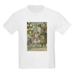 St. Nick with Children T-Shirt