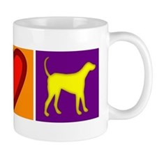 Peace Love Yellow Labs - Mug