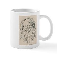 Old Father Christmas Mug