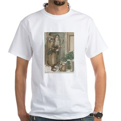 St. Nick with Baskets Shirt
