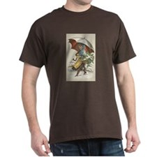 Umbrella Girl Dark T-Shirt