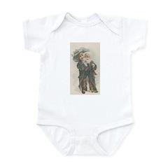 Little Santa Infant Bodysuit