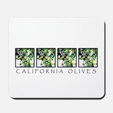 Wine Country Olives Mousepad