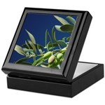 Wine Country Gifts Olives Keepsake Box