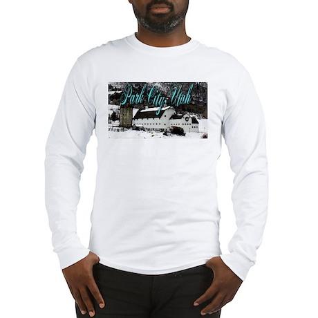 McPolin Farm, Park City Long Sleeve T-Shirt