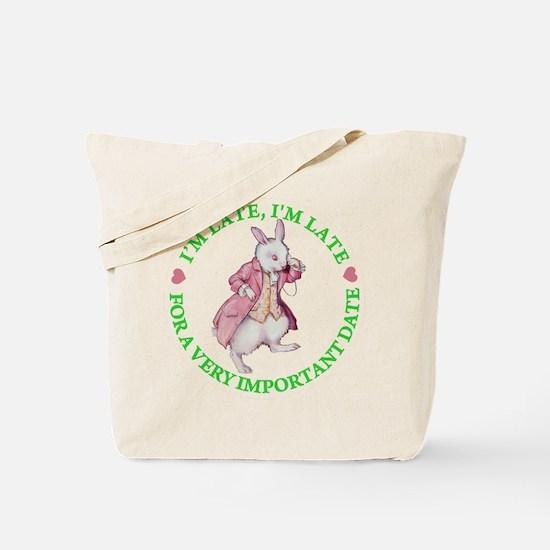 ALICE - FOLLOW ME Tote Bag