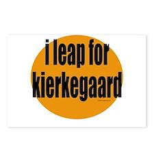 Kool Kierkegaard Kontents Postcards (Package of 8)
