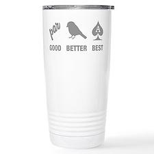Basic Golf Logic Travel Mug