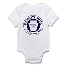 Pennsylvania Infant Bodysuit