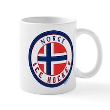 NO Norway/Norge Ice Hockey Mug