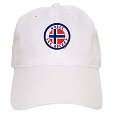 NO Norway/Norge Ice Hockey Baseball Baseball Cap