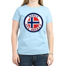 NO Norway/Norge Ice Hockey T-Shirt