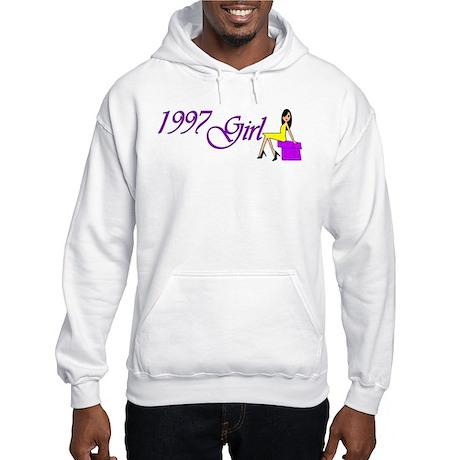 Girls 16th Birthday Hooded Sweatshirt