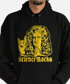 Isaac Newton Science Rocks Hoody