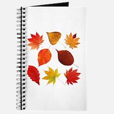 Autumn Leaves - Journal