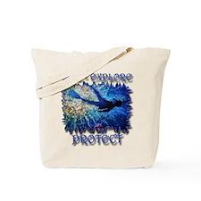 Dive Explore Tote Bag