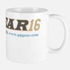 """PPGEAR Edge"" Regular Mug"
