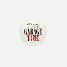Garage Time Mini Button (10 pack)