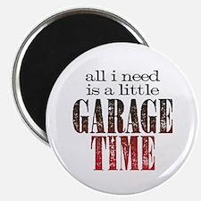 """Garage Time 2.25"""" Magnet (10 pack)"""