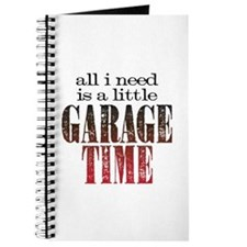 Garage Time Journal