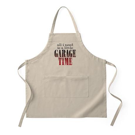Garage Time Apron