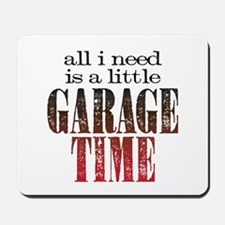 Garage Time Mousepad