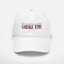 Garage Time Baseball Baseball Cap