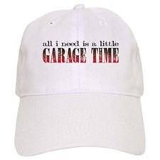 Garage Time Baseball Cap