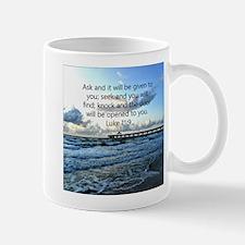 LUKE 11:9 Mug